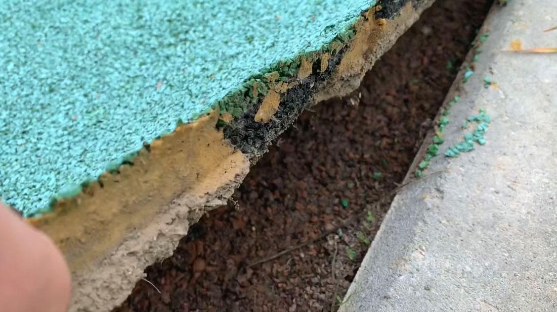 Заключение эксперта по экспертизе резинового покрытия спортивной площадки