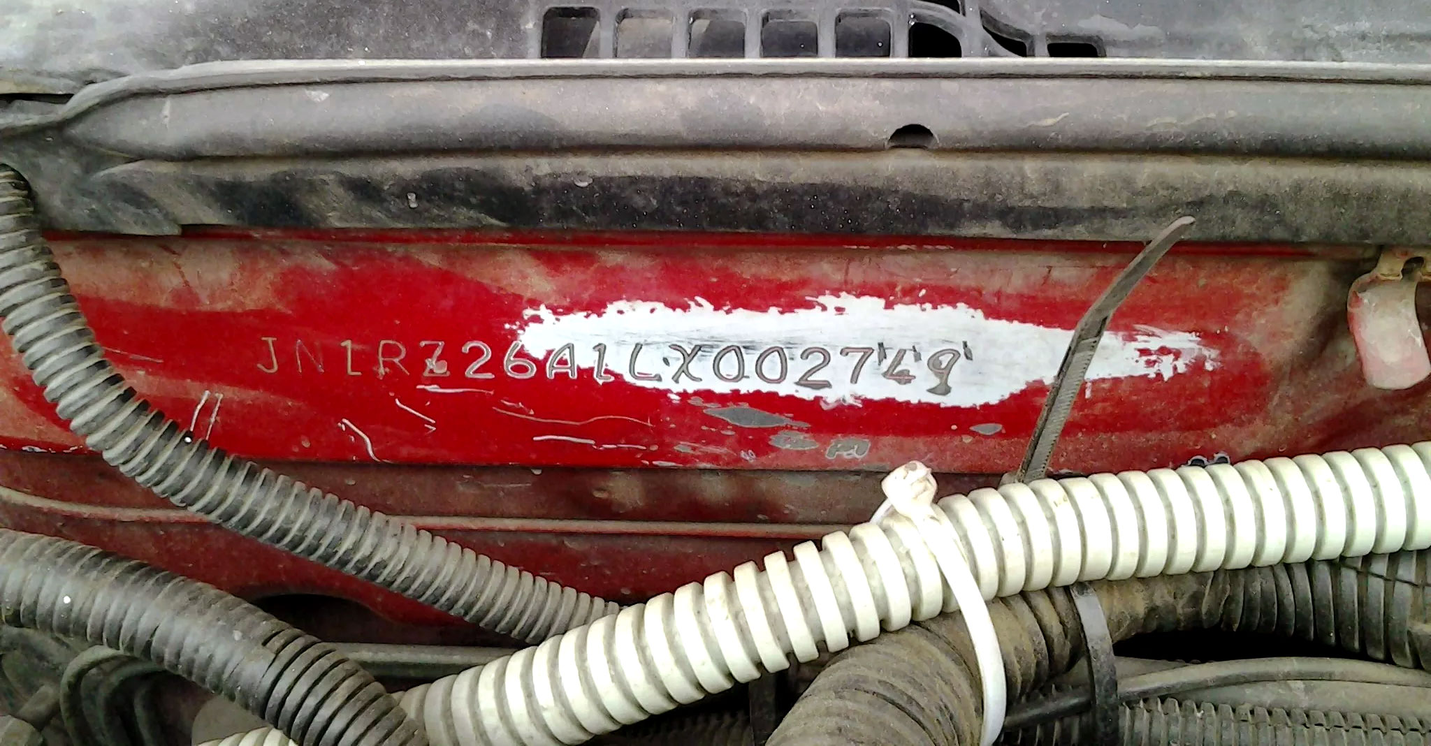 Как провести экспертизу ВИН-номера автомобиля?
