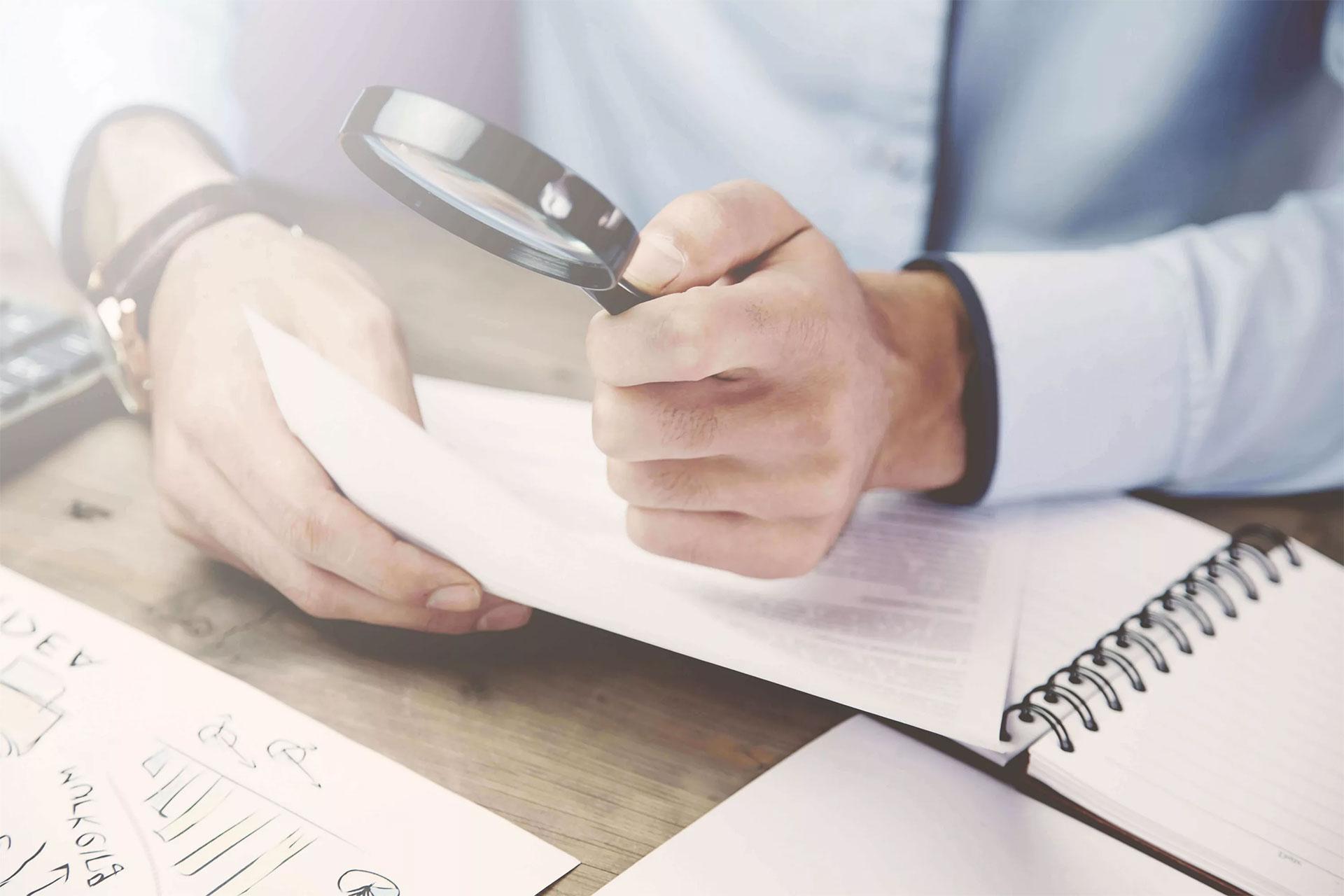 Положительная рецензия на заключение экспертов по установлению давности создания документов